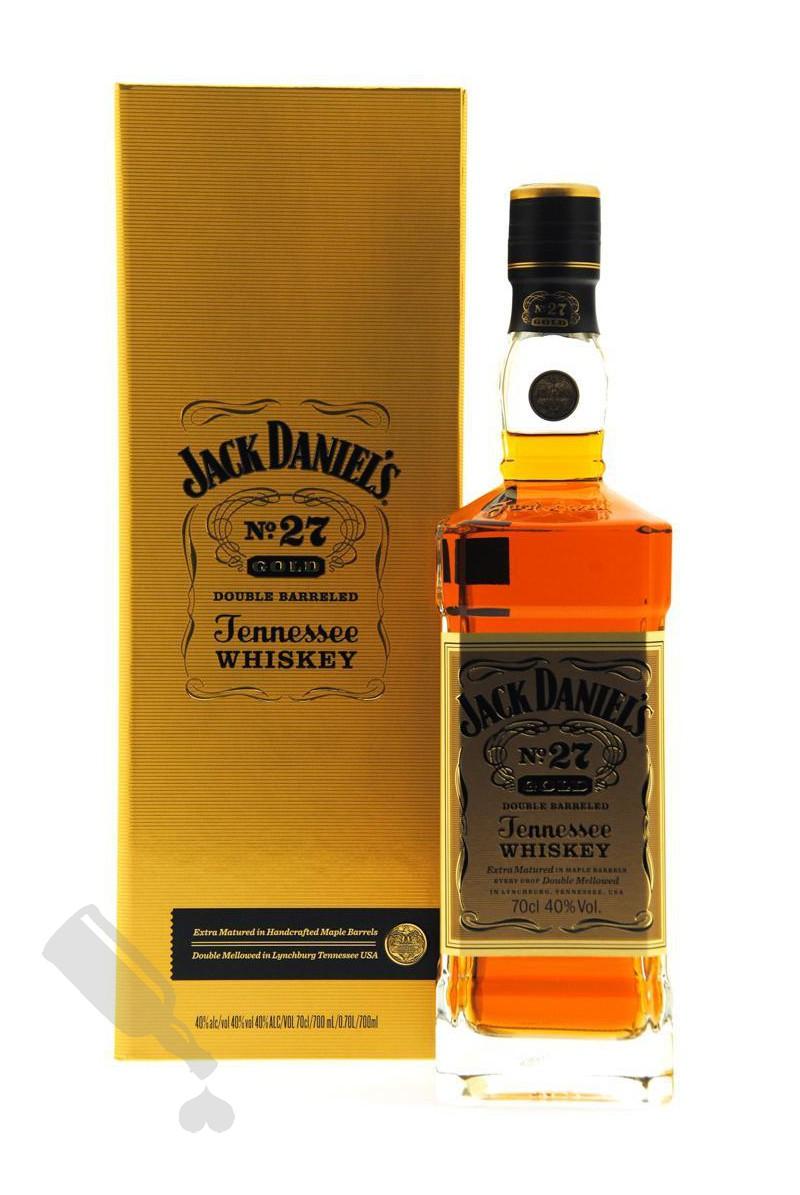 Jack Daniel's No.27 Gold