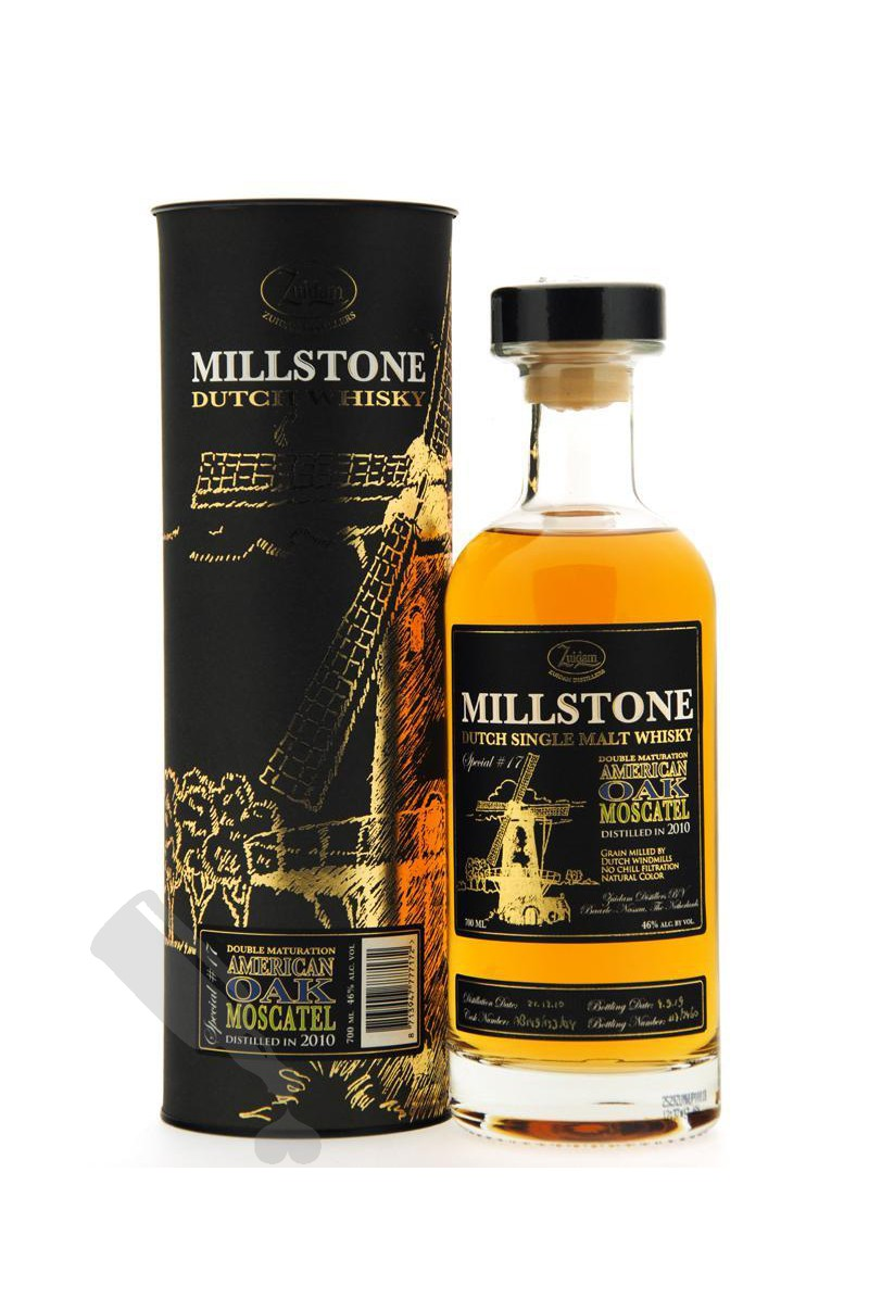 Millstone 2010 - 2019 Special No.17 American Oak Moscatel