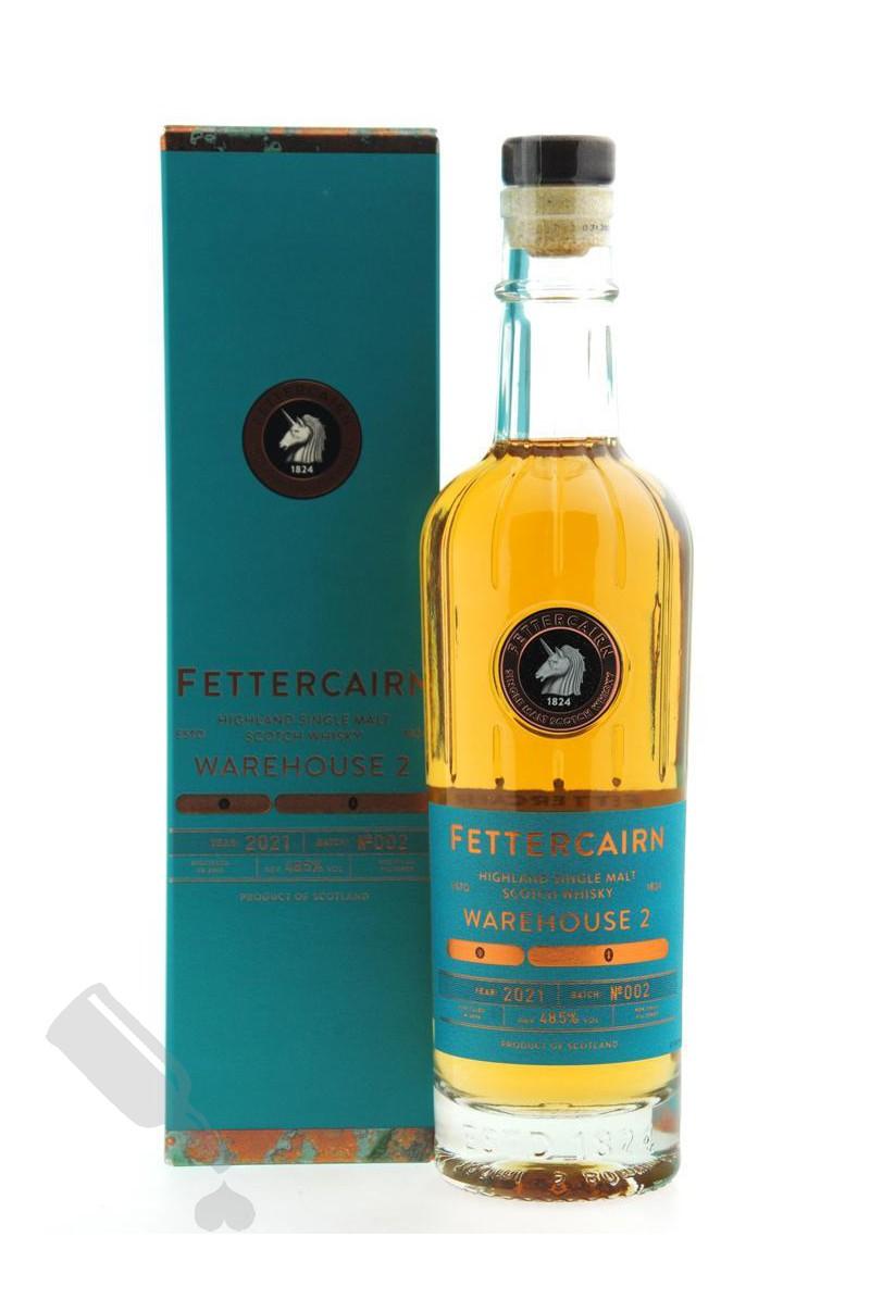 Fettercairn 2009 - 2021 Warehouse 2 Batch No. 002