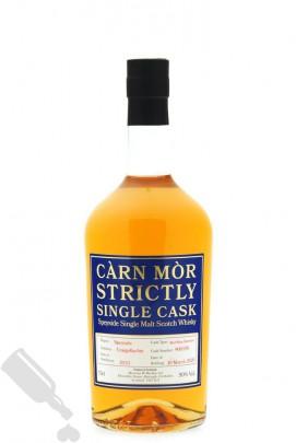 Craigellachie 2010 - 2020 #900150 Strictly Single Cask