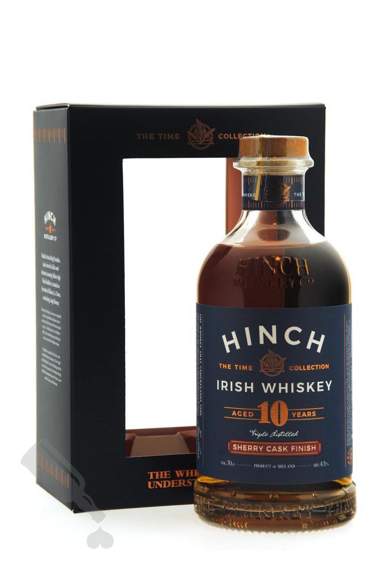 Hinch 10 years Sherry Cask Finish
