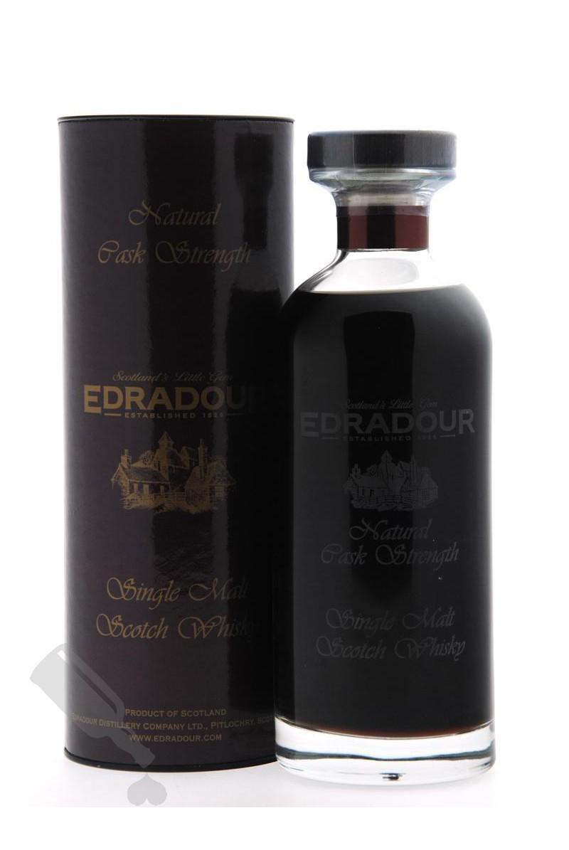 Edradour 12 years 2009 - 2021 #116 in Ibisco Decanter
