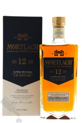Mortlach 12 years The Wee Witchie
