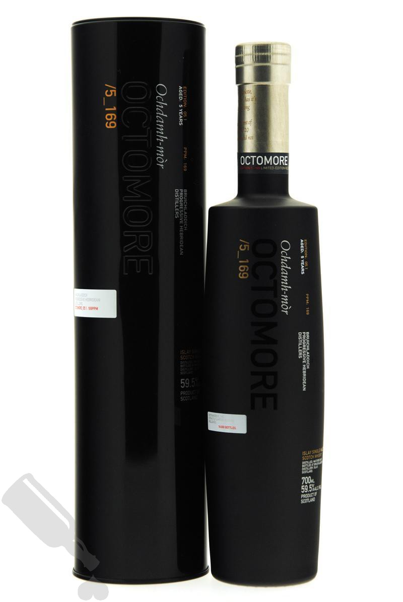 Octomore 5 years Edition 05.1