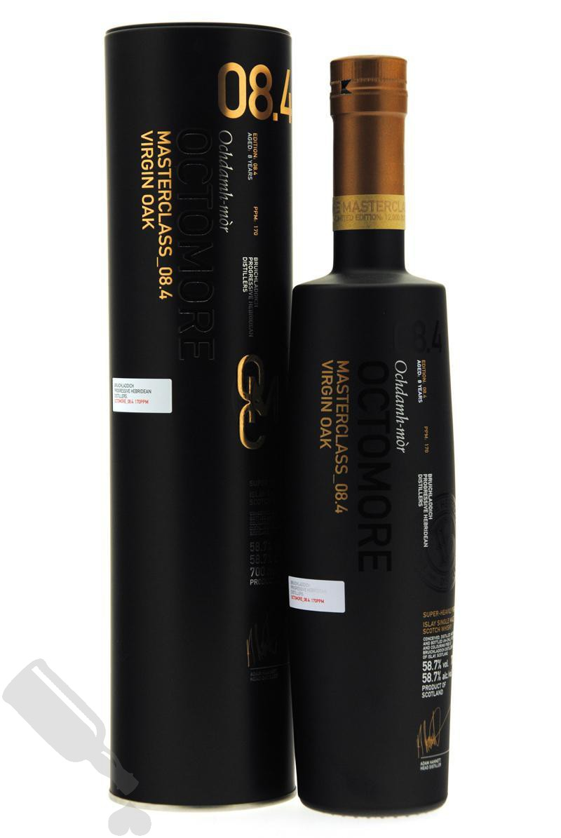 Octomore 8 years Masterclass Edition 08.4