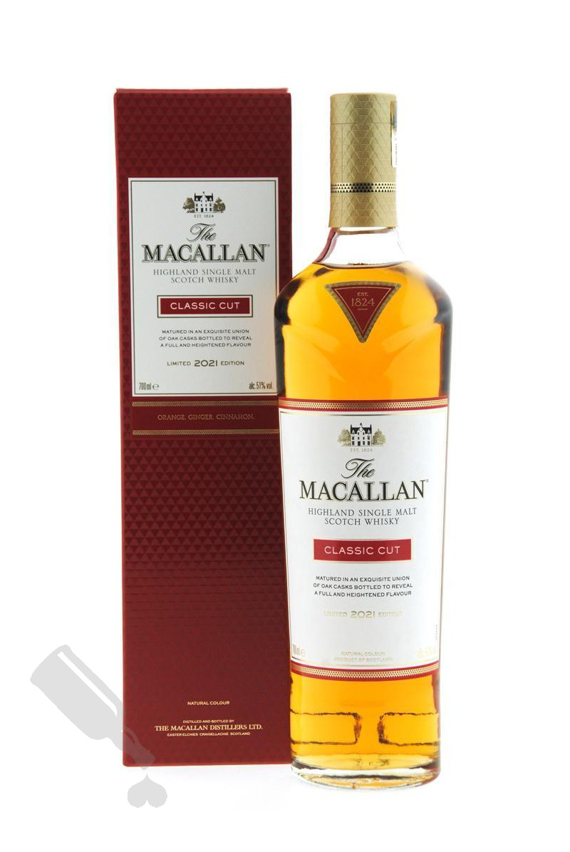 Macallan Classic Cut Limited 2021 Edition