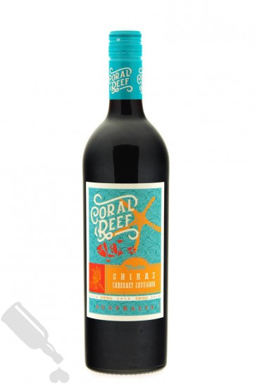 Coral Reef Shiraz Cabernet Sauvignon