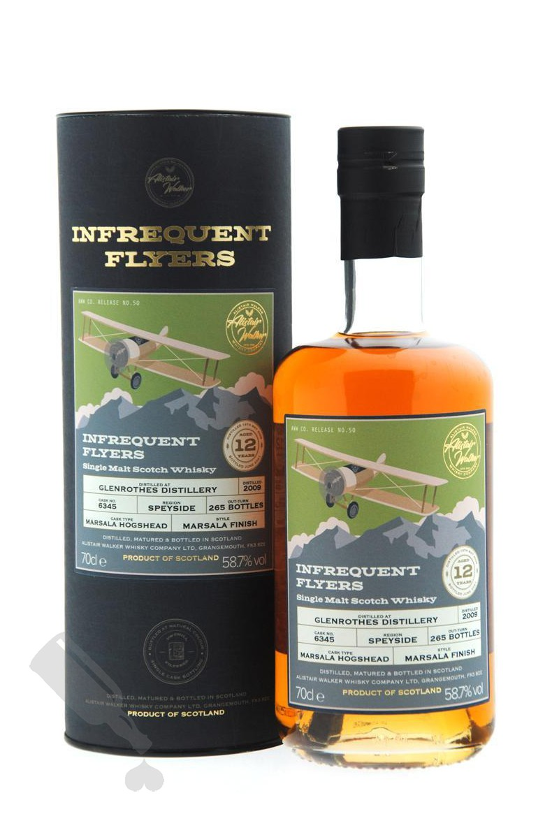 Glenrothes 12 years 2009 - 2021 #6345