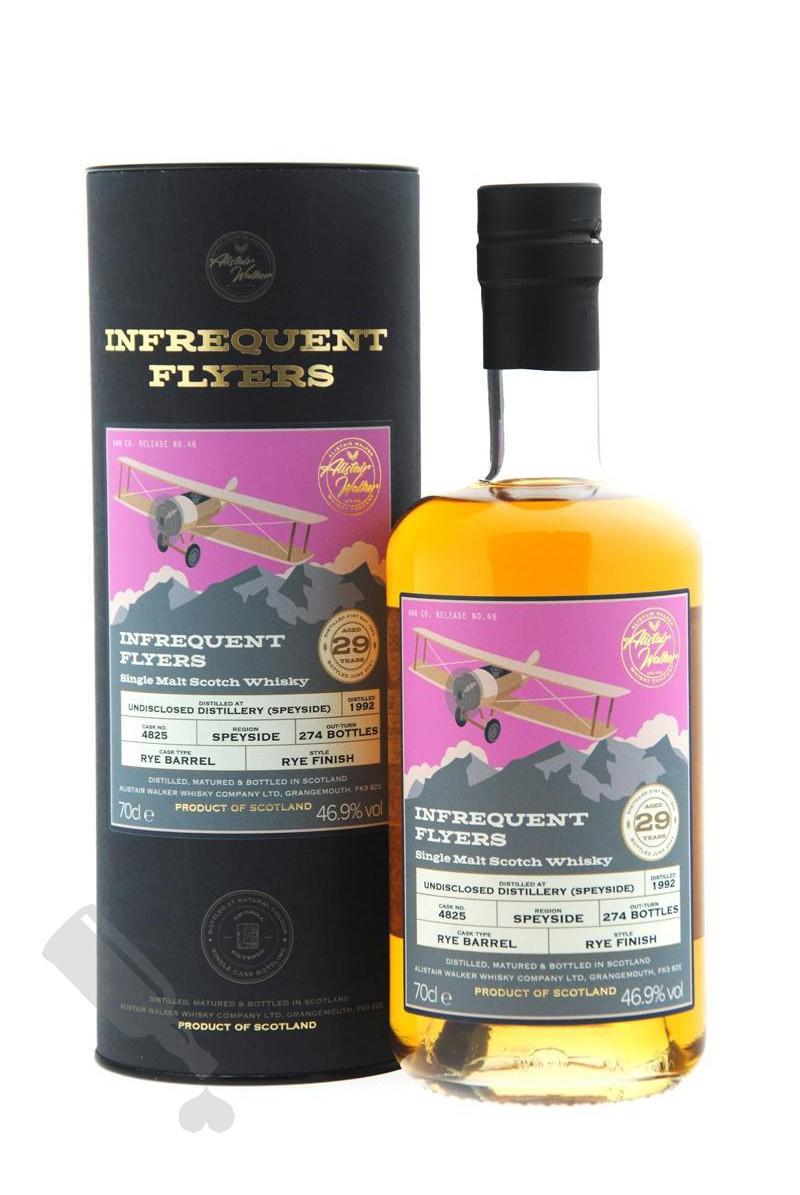Undisclosed Distillery (Speyside) 29 years 1992 - 2021 #4825
