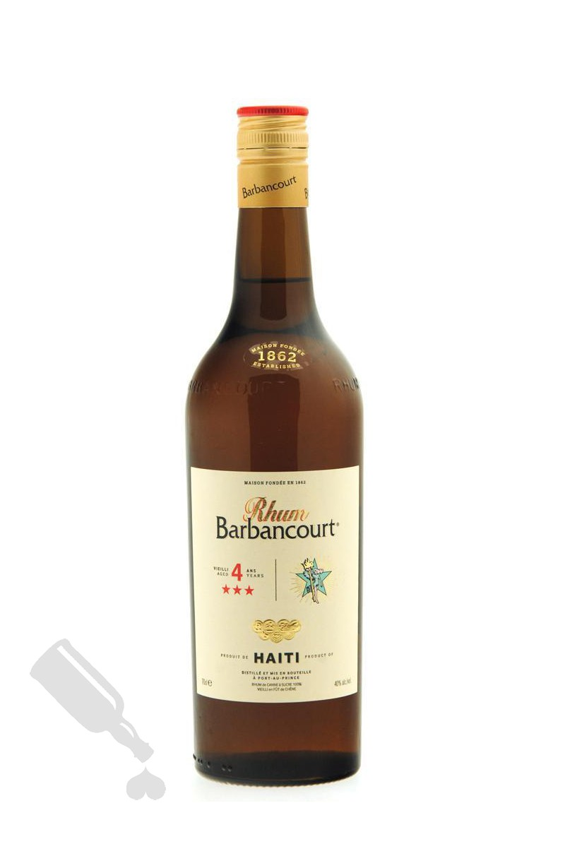Barbancourt 4 years