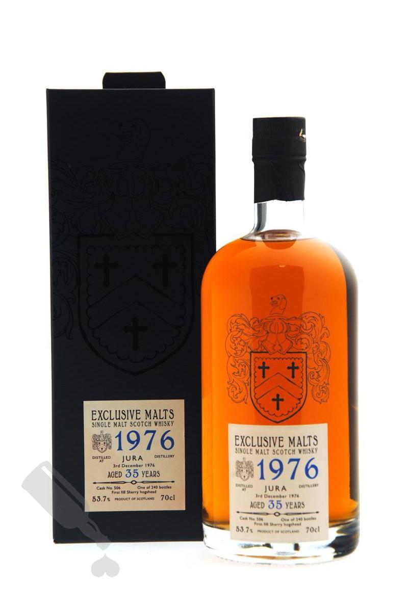 Jura 35 years 1976 #506