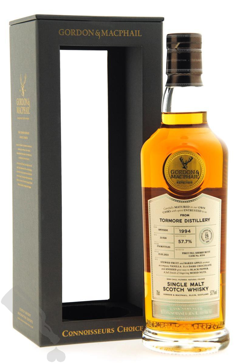 Tormore 26 years 1994 - 2021 #8354 Cask Strength