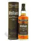 BenRiach 21 years Temporis - Peated
