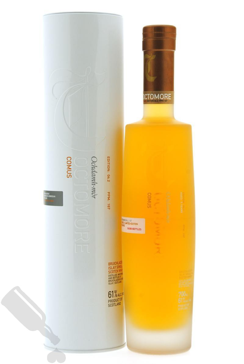 Octomore 5 years Comus Edition 04.2