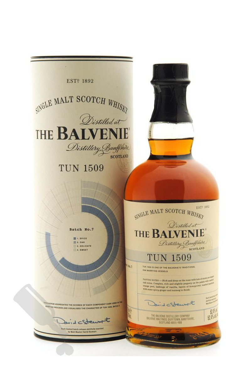 Balvenie Tun 1509 Batch No.7