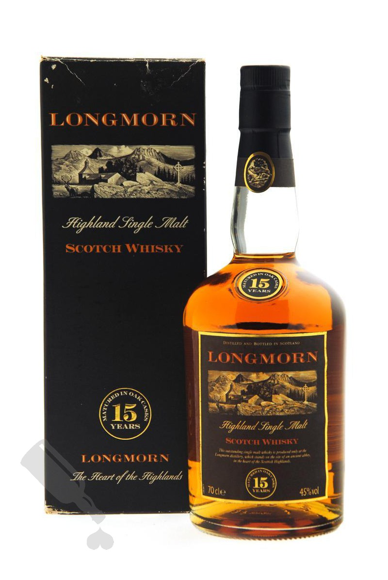 Longmorn 15 years - Old Bottling