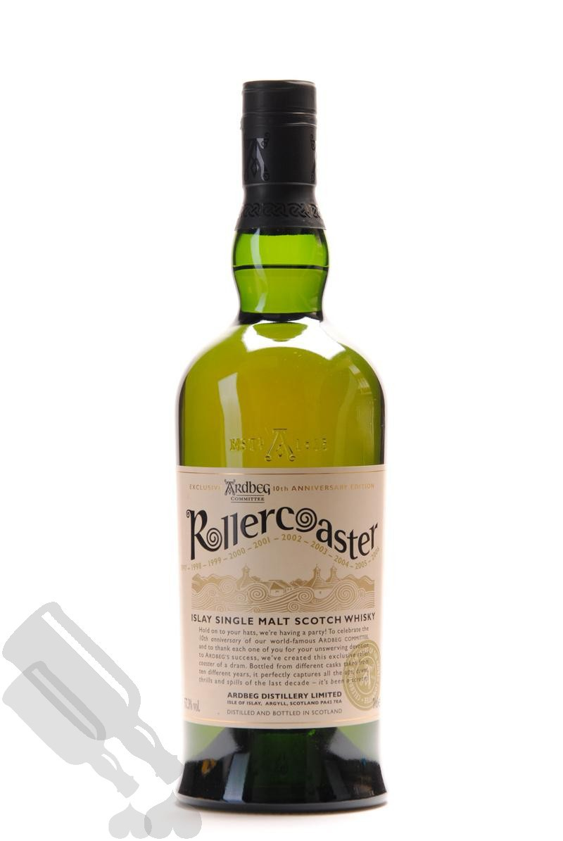 Ardbeg Rollercoaster Exclusive Committee Edition