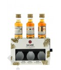 Bacardi Discovery Pack 3x 10cl - Giftpack