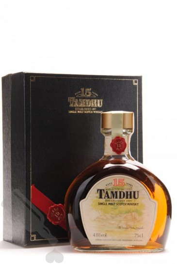 Tamdhu 15 years 75cl - Old Bottling