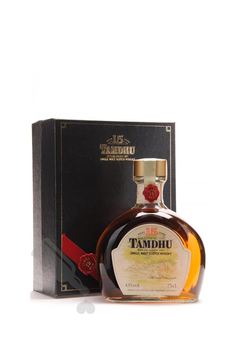Tamdhu 15 years 75cl - Old Bottling