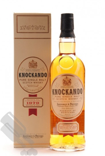 Knockando 14 years 1979 - 1994 75cl