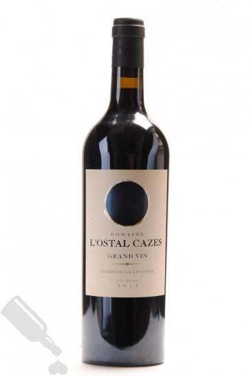 Domaine L'Ostal Cazes Grand Vin Minervois La Livinière