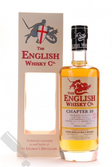 The English Whisky 2010 - 2015 Chapter 10