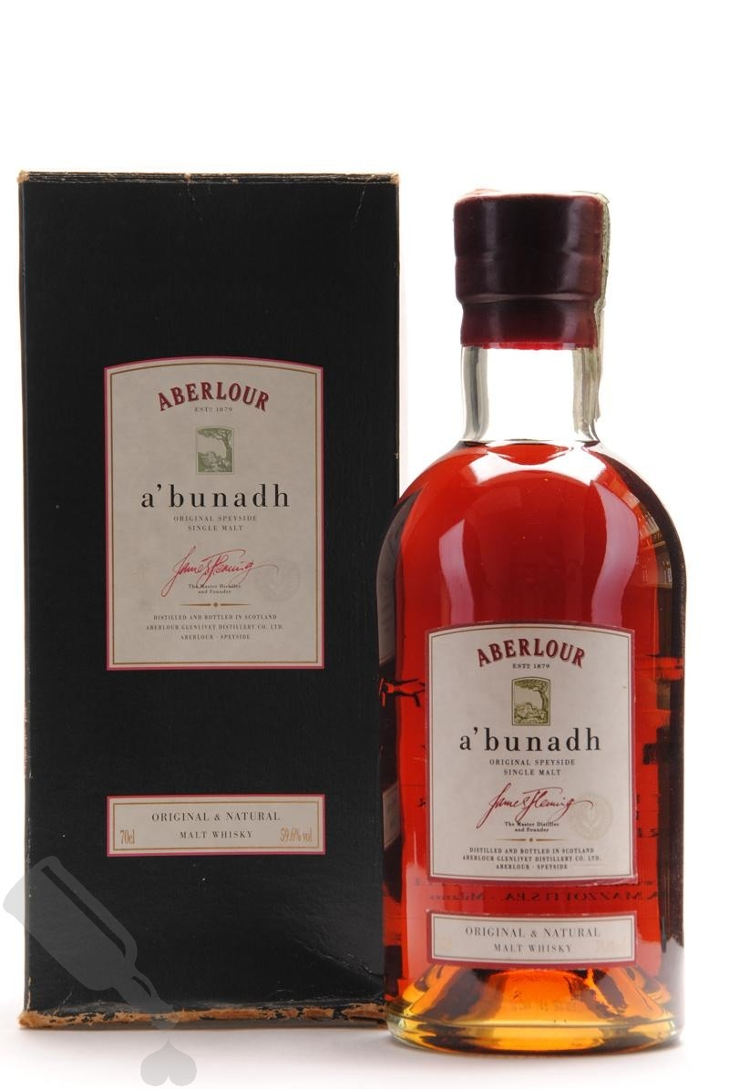 Aberlour A'Bunadh - Old Bottling