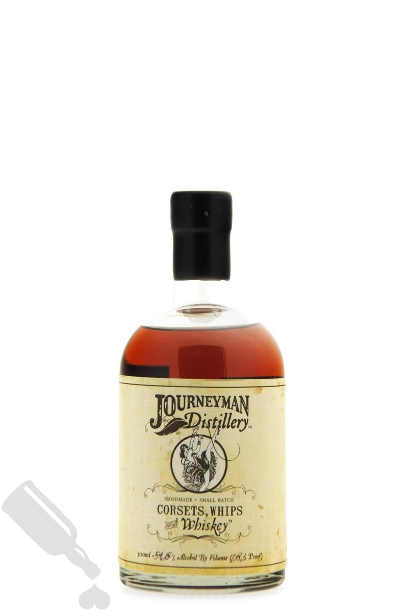 Journeyman Corsets, Whips and Whiskey 50cl