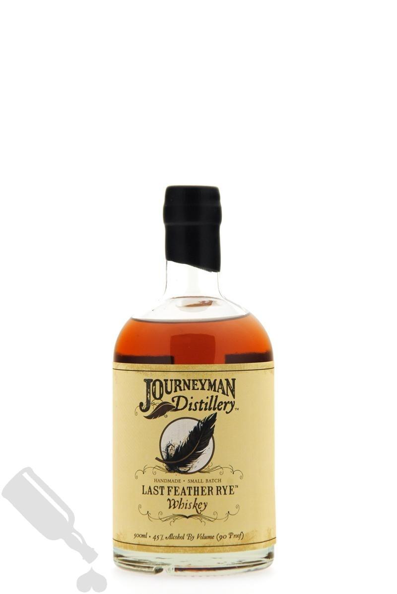 Journeyman Last Feather Rye Whiskey 50cl