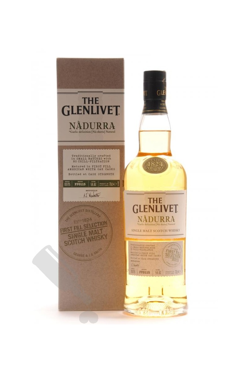 Glenlivet Nàdurra First Fill Selection Batch FF0115