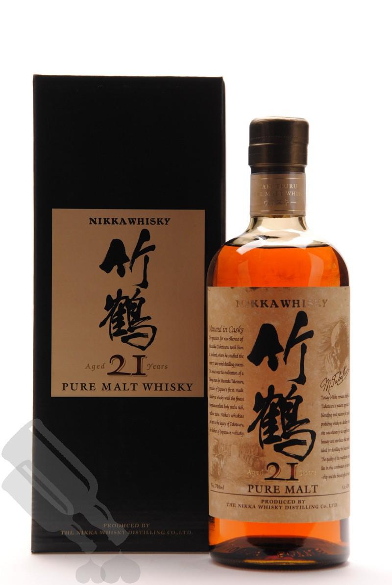Taketsuru 21 years - Old Bottling