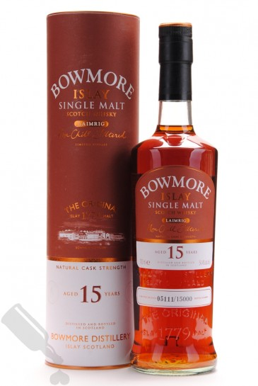 Bowmore 15 years Laimrig - Batch No.2