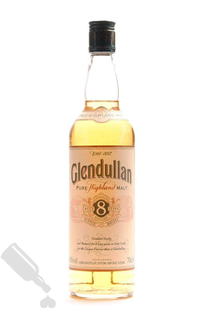 Glendullan 8 years - Old Bottling