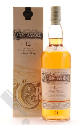 Cragganmore 12 years 100cl - Old Bottling