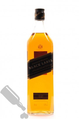 Johnnie Walker 12 years  Black Label 100cl