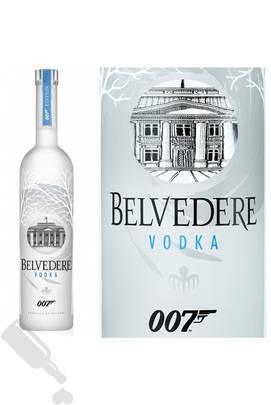 Belvedere 007 Edition