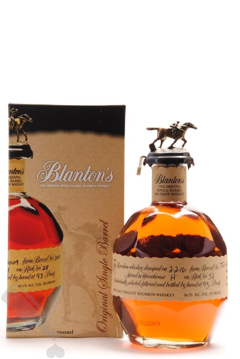 Blanton's The Original