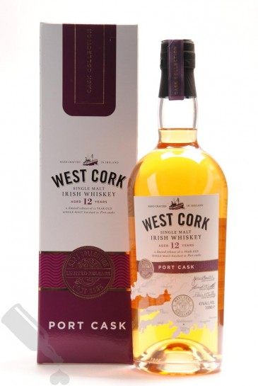 West Cork 12 years Port Cask