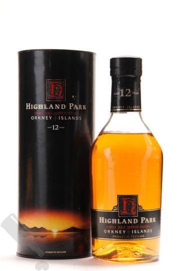 Highland Park 12 years - Old Bottling