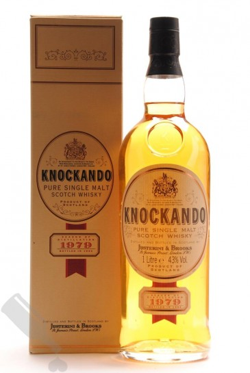 Knockando 1979 - 1994 100cl