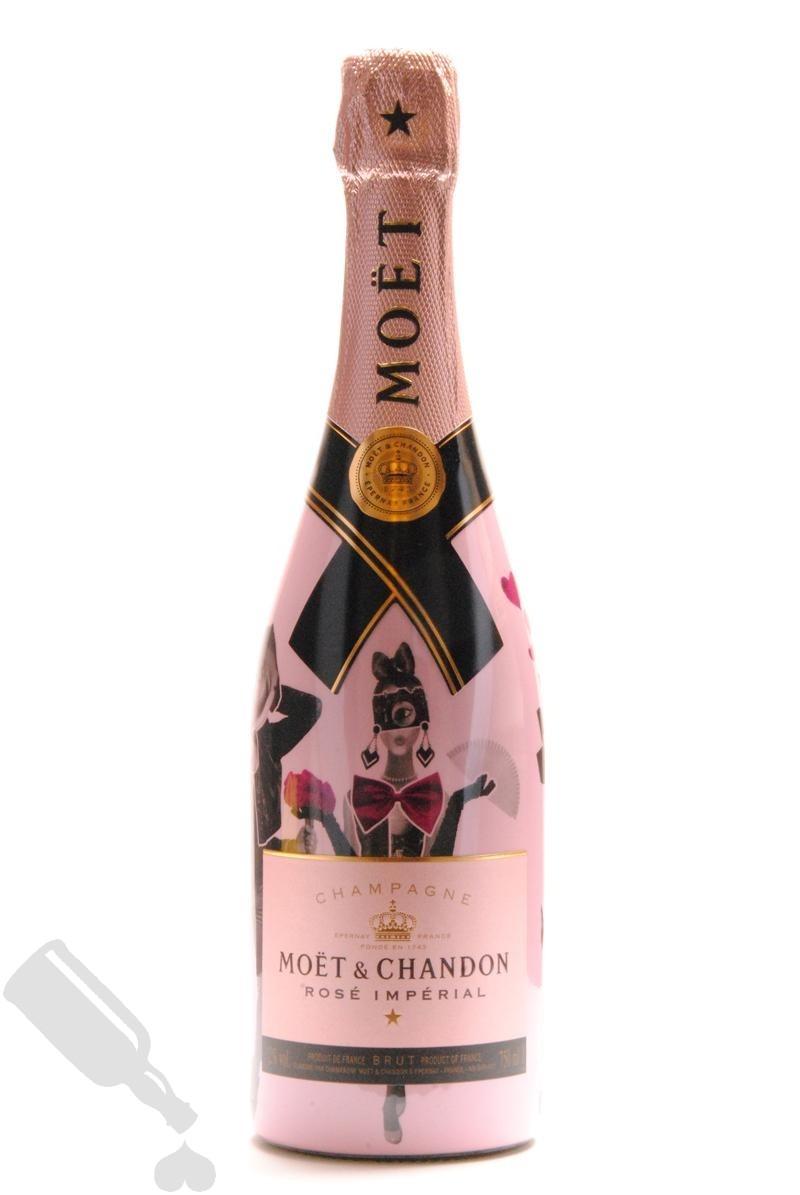 Moët & Chandon Rosé Imperial Unconventional Love