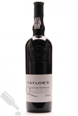 Taylor's Vintage 1998 Quinta De Vargellas