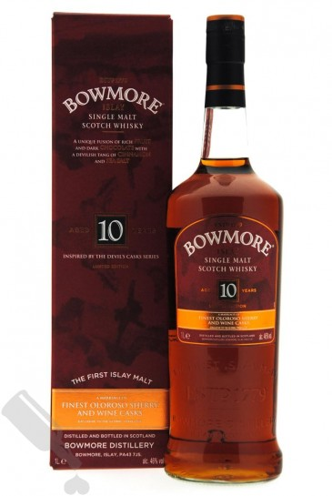 Bowmore 10 years Limited Edition 100cl