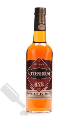 Rittenhouse 100 proof Straigth Rye