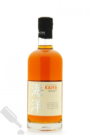 Kaiyo Japanese Mizunara Oak Cask Strength