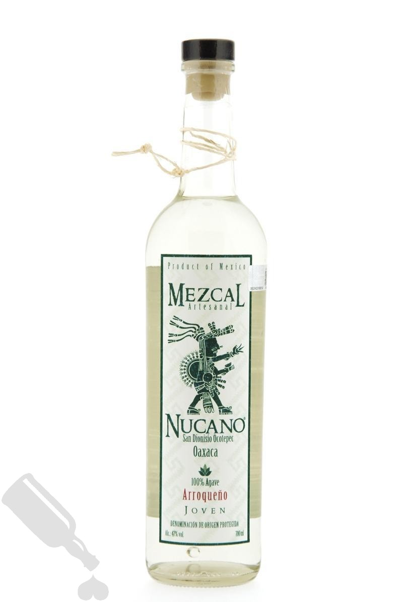 Mezcal Nucano Arroqueño Joven
