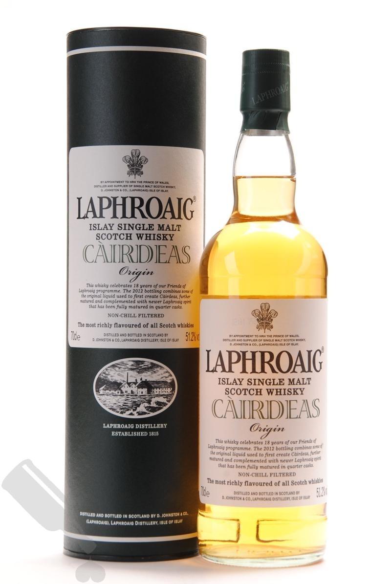 Laphroaig Càirdeas Fèis Ìle 2012 Origin