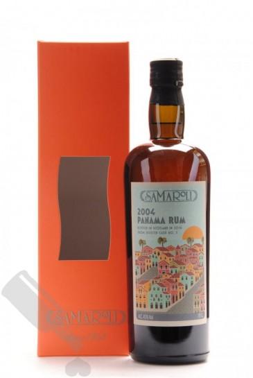 Panama Rum 2004 - 2016 #5 Samaroli