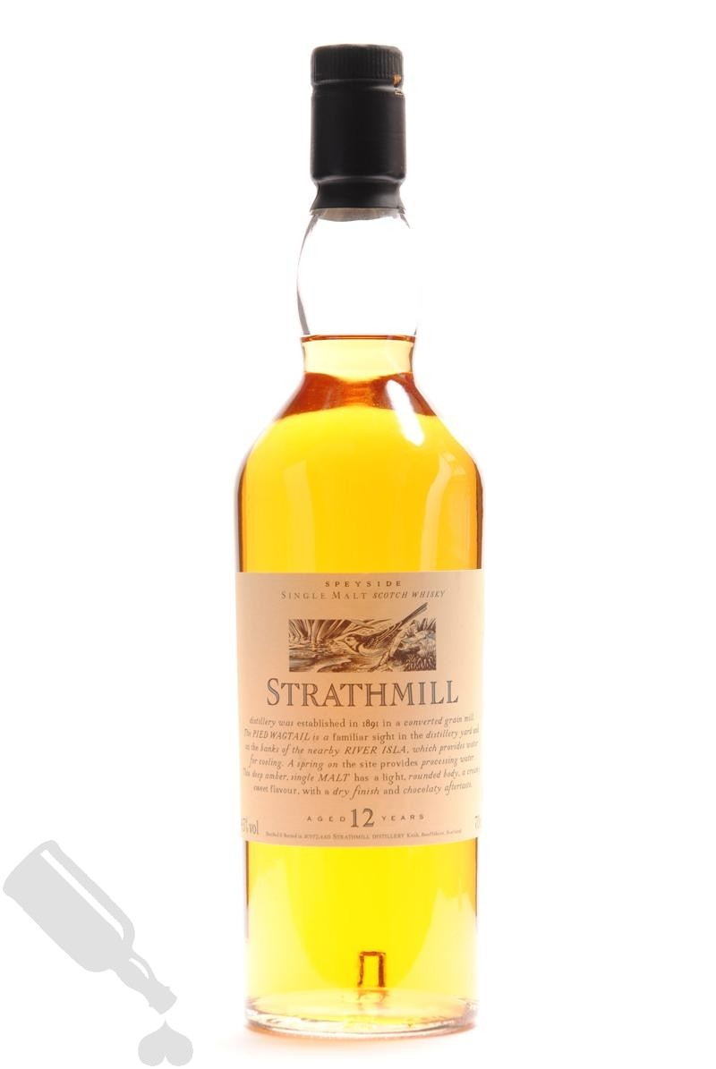 Strathmill 12 years